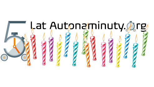 Read more about the article Autonaminuty.org ma 5 lat!