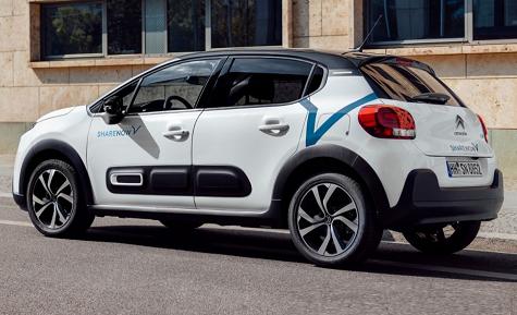 Read more about the article Citroen w carsharingu… BMW i Mercedesa!