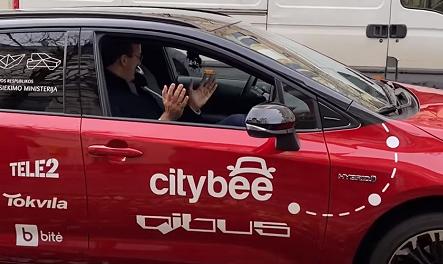 Read more about the article Autonomiczny samochód od CityBee? No prawie.