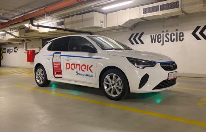 Read more about the article Nie samymi klasykami Panek żyje. Opel Corsa w Economy+!